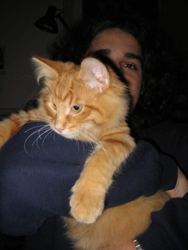 Tonio's grote liefde: Tygo