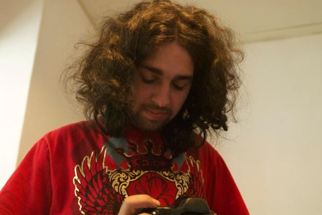 Tonio rood lievelingsT-shirt